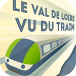 Le Val de Loire vu du train