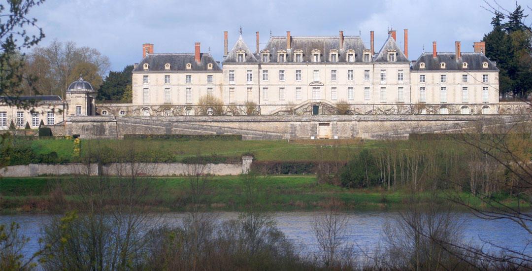 Le château de Ménars et son parc - - 28401