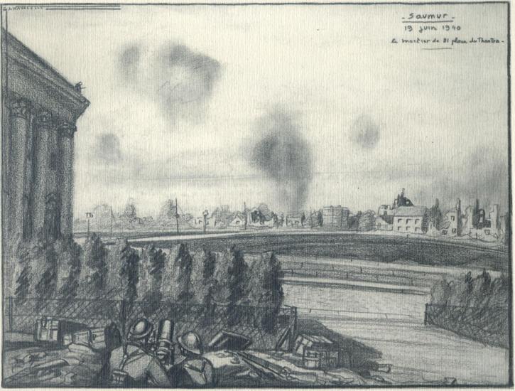 Les Cadets de Saumur - - Val de Loire patrimoine mondial - 28607